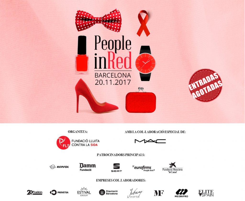 Eurofirms patrocinador principal de la fiesta People in Red de la FLSida